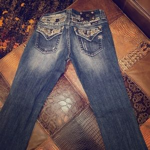 MISS ME JEANS! Size 28 x 33